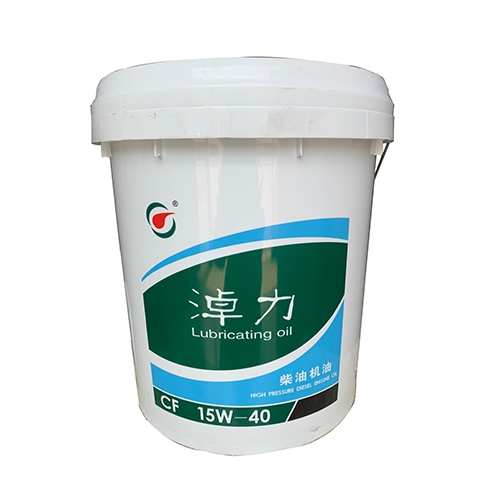 CF 15W-40 diesel engine oil